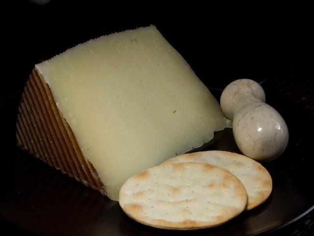 Manchego Käse als Tapas Rezept