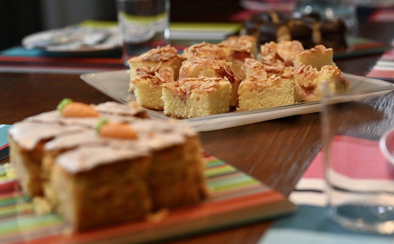 Tarta de Santiago spanischer Mandelkuchen